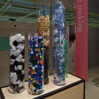 Exhibition Plastic. Photo Johannes Schwartz